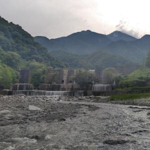 ドタバタキャンプ❗~篠沢大滝キャンプ場その1