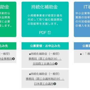 研究・ハード・ソフト・PR~系統だってきちんと分野が分かれている。補助金公募開始!