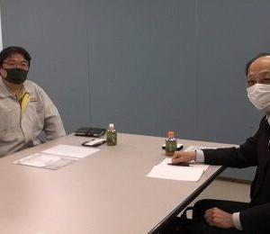 MOF~第7回ものづくり岡崎フェア 企業訪問