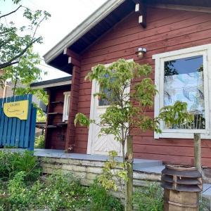岡崎市の中のスウェーデン。北欧の焼き菓子店が開店しました。