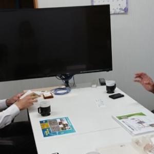 オレンジ今泉の企業訪問記!