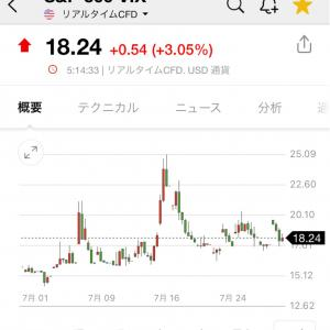 21/7/31 +530,731円 週間レポート
