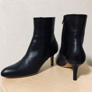 2019−2020秋冬のブーツも3足で。