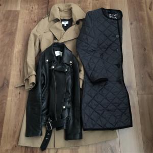 2019-2020秋冬ファッションアイテム振り返り・アウター&トップス。