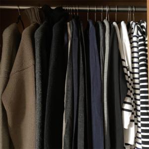 2020冬ファッション支度の妄想が始まった。