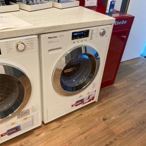 【洗濯機】気になるので、ミーレのショールームに行った。