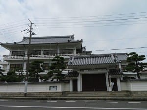 旧益習館庭園(兵庫・淡路島)
