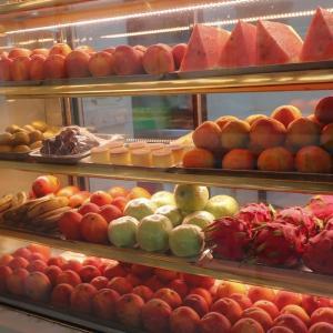 果物食べたい欲がでてきたから家郷八寶冰でフルーツかき氷 5日目@台湾旅行7回目 2019.6 台南・台北
