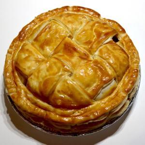 本日のスイーツ マミーズ・アン・スリールのアップルパイは優しい甘さで何個でも食べられちゃう