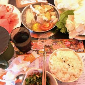 男台湾1人旅 1回目 2018.12 台中・台北 6日目 一芳水果茶を手にぶらり。そして一人鍋・銭都日式涮涮鍋へ