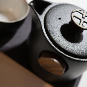 台湾陶磁器ブランド・陸寶 LOHAS Potteryの茶器はモダンで洗練された美しいデザインが特徴