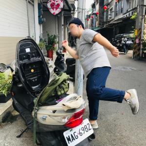 初めての台南・高雄  レンタルバイクでマンゴーの里・玉井へ! 前編  朝食は永和四海豆。そして35度超えの過酷ツーリング!@台湾旅行 6回目 2018.9  3日目