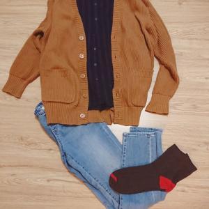 【子供服】中1男子の服装は大学生のつもりで購入。持ち服全て 一挙公開