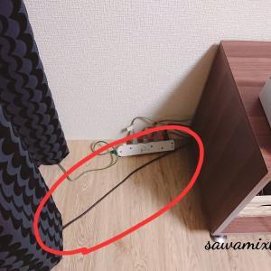 【配線問題】テレビボード移動したくてもケーブル短いじゃないか