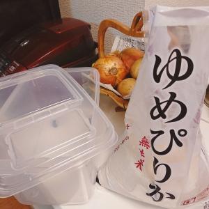 【百均の米びつ】お米の保存方法。少しの手間でストレスフリーに