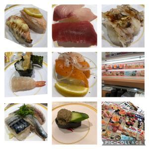 14日 外食ハシゴ、かっぱ寿司〜!
