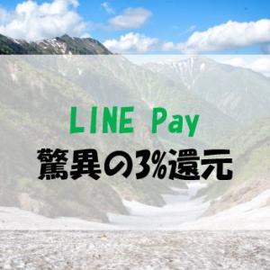 【3パーセント還元】LINE Pay VISAカード 申し込み方法は?年会費は?