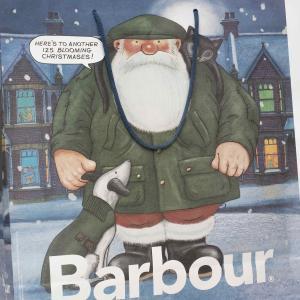 イギリスの老舗ブランド「バブアー」を買った話。
