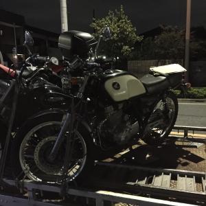 平成→令和へ。バイクのこと。盗難のこと。