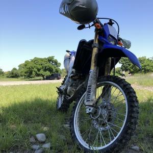 マンション住まいだけど泥だらけのオフロードバイクを綺麗にする