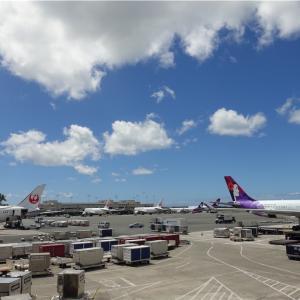 【子連れハワイ旅行】JAL ホノルル〜関空 JL791便 「SKY SUITE Ⅲ」 ビジネスクラス搭乗記