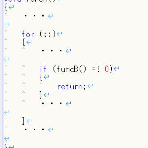 私がプログラミングでハマったコードを紹介します。無限ループ