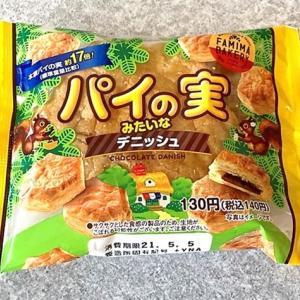 パイの実とカントリーマアムのパン・山崎製パン ~ メロンパンの焼成方法