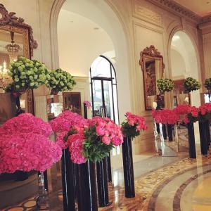 パリの高級ホテルで受けられる日本伝統のエステ