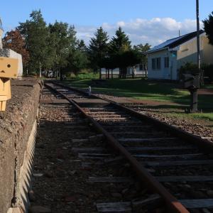 湧別町 計呂地の駅の交通公園