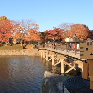 函館市 秋に立ち寄った五稜郭公園