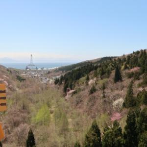 室蘭市 陣屋新橋から見る景色