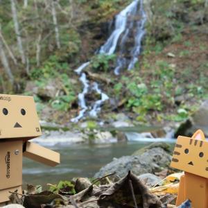 上川町 名称が不安定な気がする「岩間の滝」