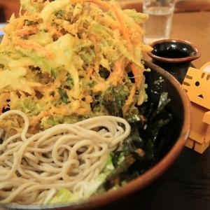 幌加内町 蕎麦の名産地で食べた「あじよし食堂」のお蕎麦