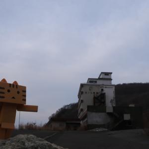 岩内町 雷電温泉郷跡地に佇む廃旅館群