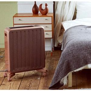 【ケノンヒーター】部屋が乾燥しない暖房機!火傷の心配なし