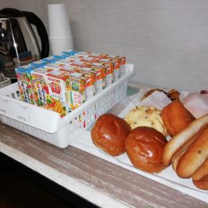 朝塾2日目!朝食メニューを改善