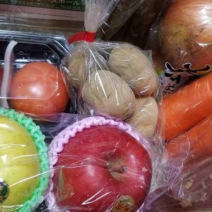2000円相当のこだわり野菜・果物の詰め合わせ到着!【デリカフーズHDの株主優待400株の場合】