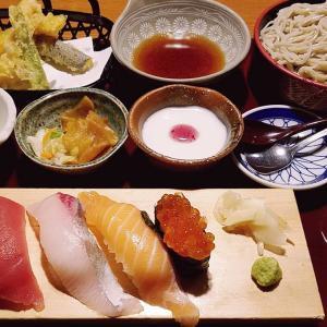 いっちょう『数量限定お寿司レディース御膳』を賞味!クリレスの株主優待券を使用して久しぶりの外食!