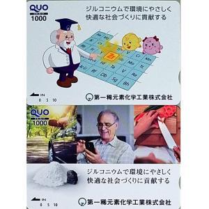 第一稀元素化学工業の株主優待品到着!