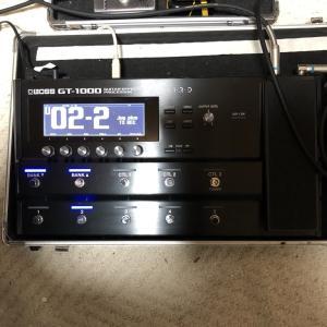 レビュー「BOSS GT-1000」