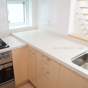 【一条工務店キッチンへのこだわり】ガスコンロ&L型キッチンを採用した5つの理由。