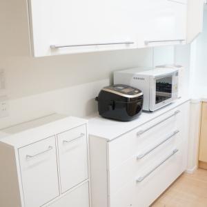 一条工務店i-smart(アイスマート)キッチンのゴミ箱事情
