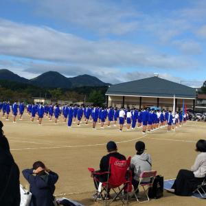 R02/10/10 中学校体育祭