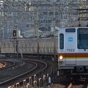 さよなら東京メトロ有楽町線・副都心線ご長寿電車7000系→まだ早いよ(笑
