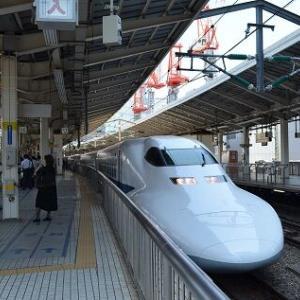 700系の東海道新幹線の定期運用が既に終了してる件