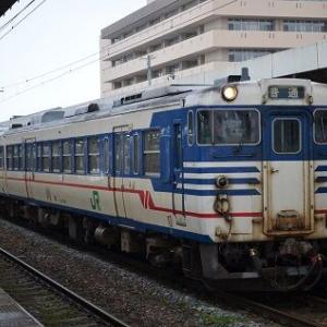 消えゆく新潟のキハ40系とYC1系の営業運転開始の件