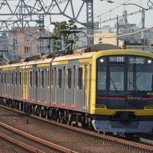 東急東横線の5050系5178Fと、5050系4000番代の4111Fが出る件