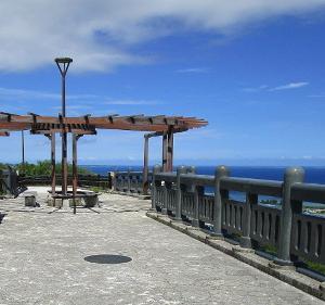 【沖縄】海が見える場所。中城村の東太陽橋(あがいてぃだばし)Okinawa!