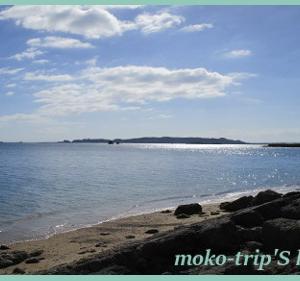 【沖縄】宮城島海沿いのドライブコース、桃原ビーチOkinawa!