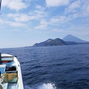 上げ潮は釣りきらんとです w(´;ω;`) 長崎鼻の船フカセ